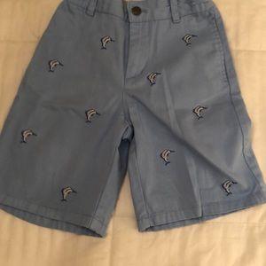 😍2/$18😍E-LAND sword fish shorts.